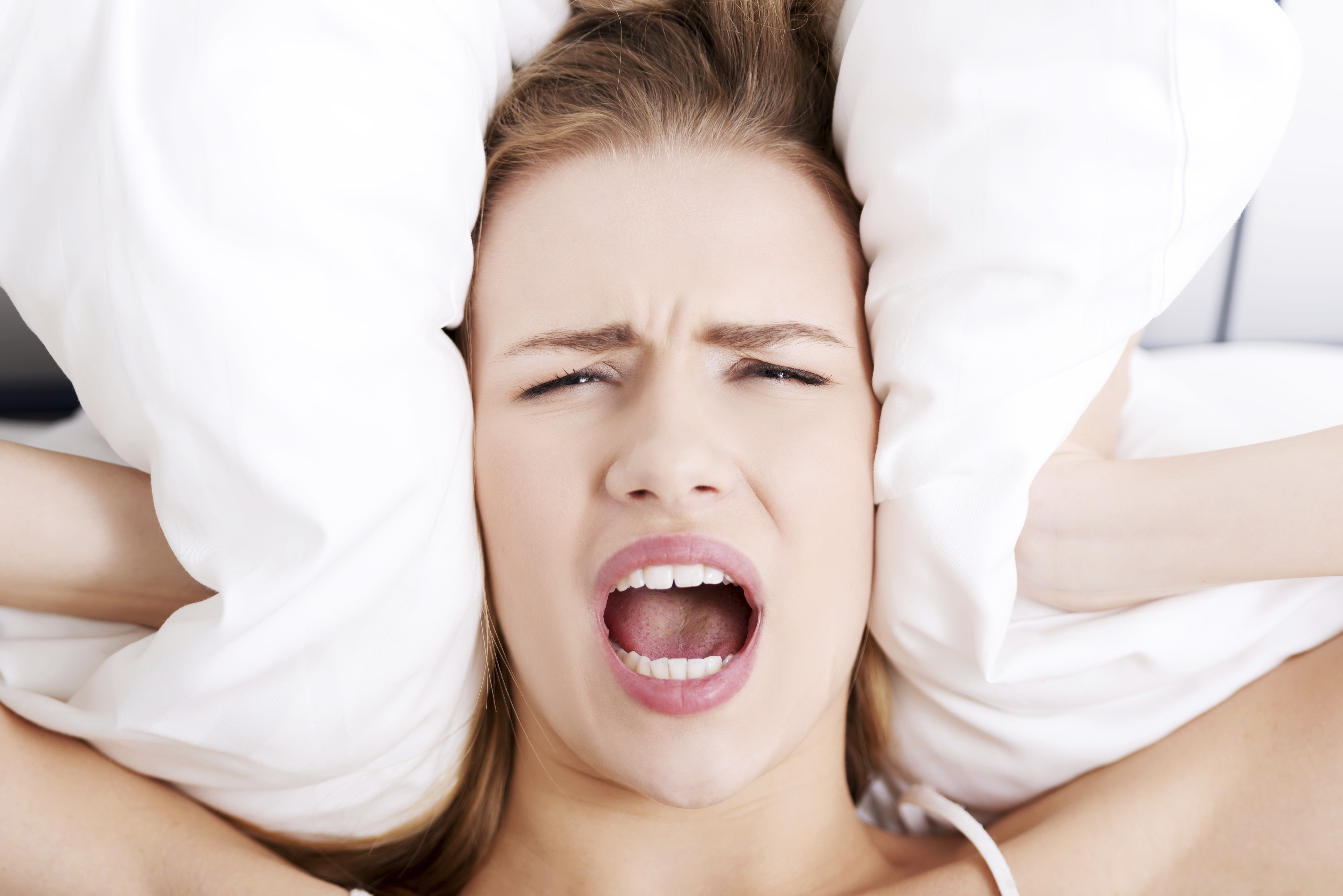 Snoring or sleep apnea?